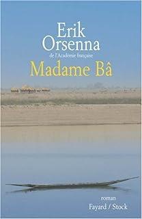 Madame Bâ : roman