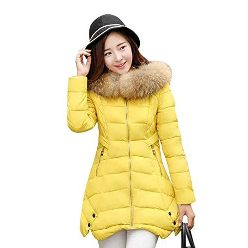 élégante hiver Mode Parkas chaud Slim d'hiver à capuche marque mode manteau Veste longues survêtement veste Fit fausse manches à épaissir matelassé en Vestes fourrure 6Z6THwqrn
