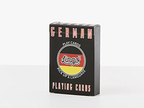 German Language Playing Cards
