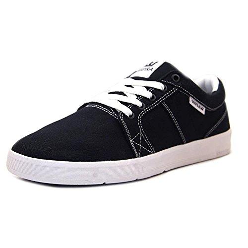 Supra Ineto, Sneaker Uomo Black/White 2