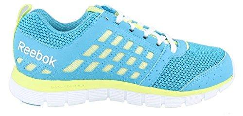 Shoe Running LIME TURQUOISE Ride Z Reebok Dual wC6OFIq