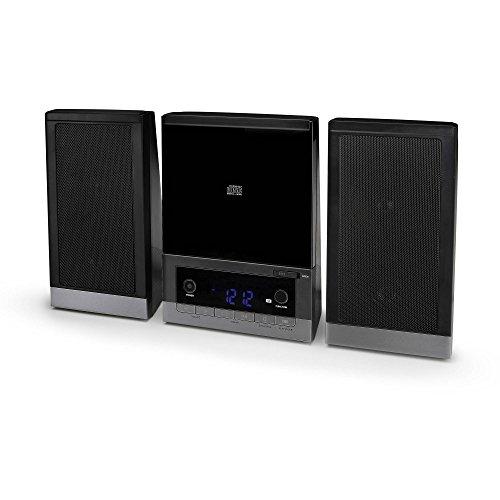 ONN ONA17AA015 CD Mini Stereo System by ONN