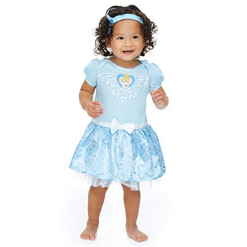 Disney Princess Cinderella Baby Girls Costume Bodysuit