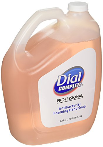 Dial Professional - Antimicrobial Foaming Hand Soap Original Scent 1Gal Product Category: Breakroom And Janitorial/Hand Cleaners