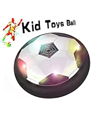 FJBMW Kids Toys Air Power Soccer Ball X-001 with powerful LED light Boys Sport Children Toys Training Football for indoor or outdoor