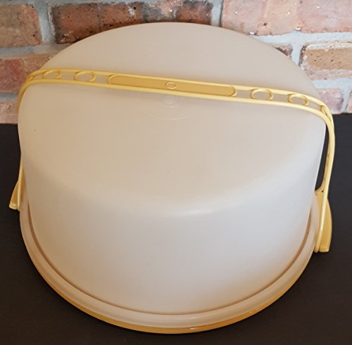 Tupperware Cake Carrier (Tupperware Large Cake Taker with Handle - 1256-5, 1257-5, 1258-5)