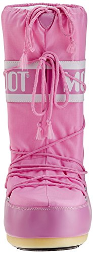 Botas 139316 Nieve de Moon 63 para Boot Mujer Pink Rosa B5IwIE