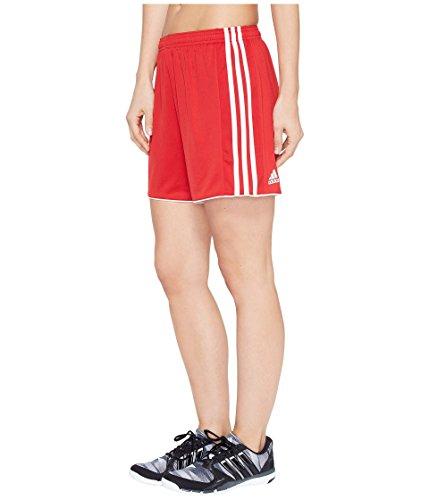 主要な贈り物腐った(アディダス) adidas レディースショーツ?短パン Tastigo 17 Shorts Power Red/White XS