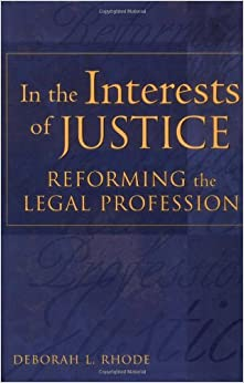 ;IBOOK; In The Interests Of Justice: Reforming The Legal Profession. Cataluna Stylo Research JESUS ningun trains industry