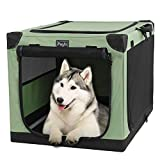 "Petsfit Portable Dog Crate for Outdoor and Travel Use,36"" Lx24 Wx23 H"