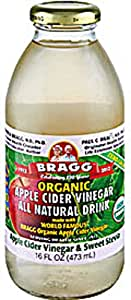 Amazon.com: Bragg - Organic Apple Cider Vinegar All
