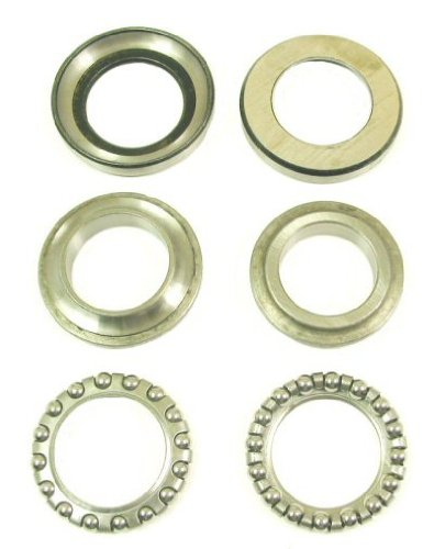 Universal Parts 173-21 Dirt Bike Front Fork Cup & Bearing Set Front Fork Bearing