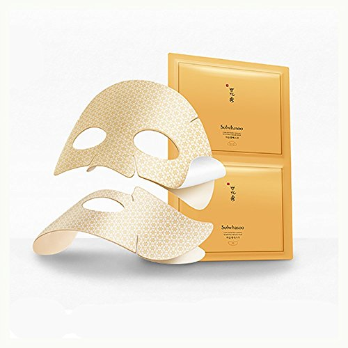 Concentrated Mask - Sulwhasoo Concentrated Ginseng Renewing Creamy Mask Sheet 18g Anti aging Premium Home Care