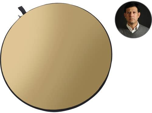Raya 5-in-1 Collapsible Reflector Disc 42