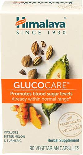 Himalaya GlucoCare Diabecon Gymnema Capsules product image