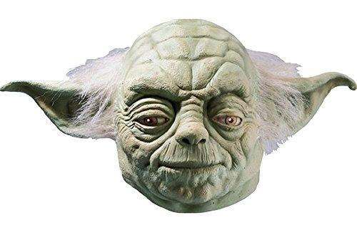 Deluxe Yoda Mask Costume Accessory