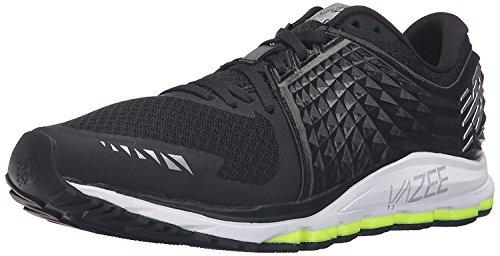 New Balance Mens Vazee 2090 Running Shoe, Black/yellow, 44.5 EU/10 UK