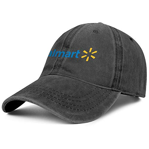 Bombline Mens Womens Walmart- Adjustable Retro Golf Hats Trucker Washed Dad Hat Cap -