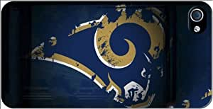 St. Louis Rams NFL Case For Iphone 4/4S Cover Case v133102mss