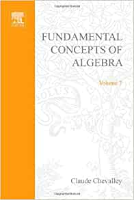 fundamental concepts of algebra pure amp applied