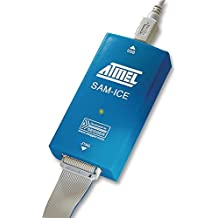 ATMEL AT91SAM-ICE JTAG EMULATOR, FOR SAM3, SAM7, SAM9, SUPPORT SWD