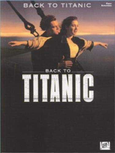 Back to Titanic (Songbook - Piano)