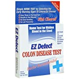 EZ DETECT Home Test for Early Warning Signs of Colorectal Disease
