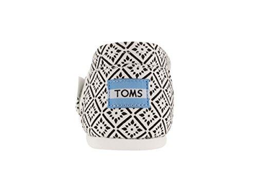 Toms multi Alpargatas White Hombre Classics 1001A07 rUXqrS