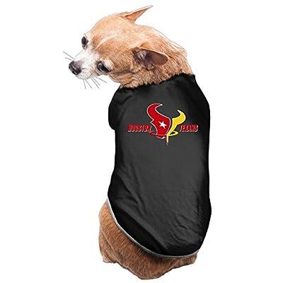 Hotgirl4 Coats Doggy T Shirts Houston Rockets With Texans Dog Puppy