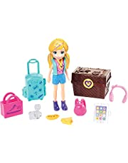 Polly Pocket! Polly Kit de Viagem Mattel