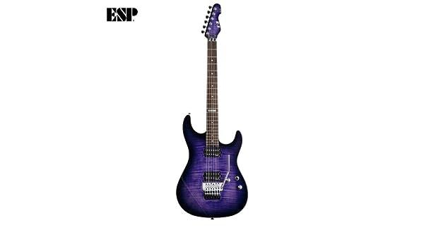 Esp e-ii ST-2 FM Series Guitarra eléctrica: Amazon.es: Instrumentos musicales