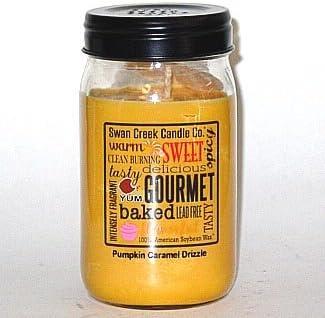 Apples /& Spice Jar Candle Swan Creek 100/% American Soybean 24 Oz