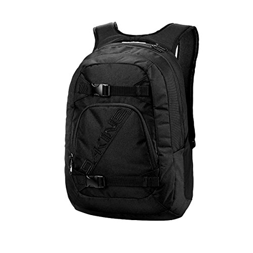 Dakine Laptop Backpacks - Dakine Men's Explorer 26L Backpack, Black, OS