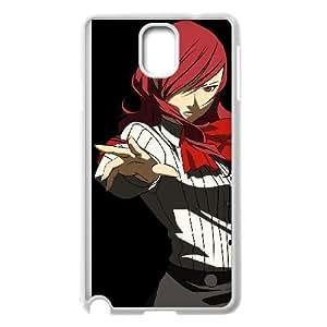 Samsung Galaxy Note 3 Cell Phone Case White mitsuru kirijo persona 3 Popular games image WOK0522303