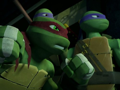 Paras (Ninja Turtle The Movie)