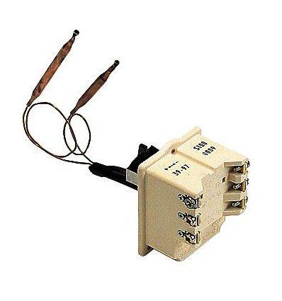 Cotherm - Termostato para calentador de agua - Tipo GPC 450 con 2 bulbos - :