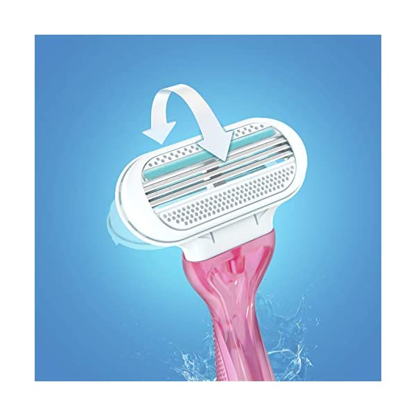 Gillette Venus Sensitive Women's Disposable Razors - 6 Pack