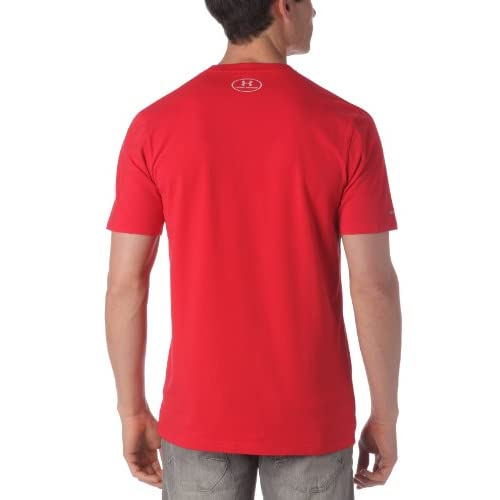Under Armour New EU Charged Cotton SS T-Shirt manches courtes homme