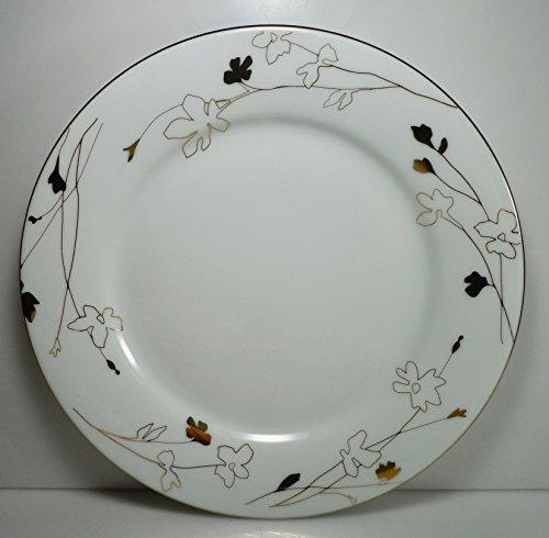 Charter Club Grand Buffet Silhouette Gold Salad Plate 9 3/8