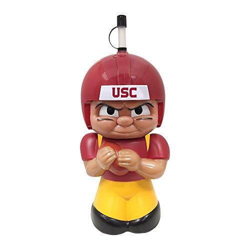 TeenyMates NCAA Football Big Sip USC Trojans Water Bottle