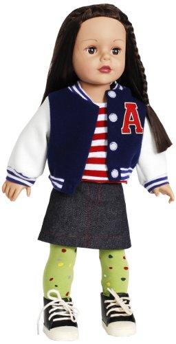 Madame Alexander Varsity Girl 18