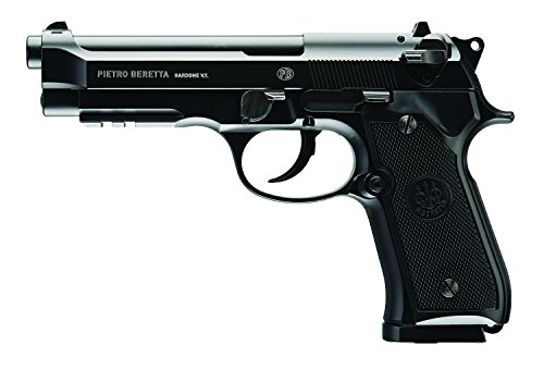 (Beretta M92 A1  .177 Steel BB Airgun- BLOWBACK )