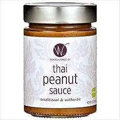 Watcharee's Thai Peanut Sauce | Authenti...