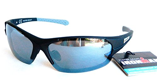Foster Grant Iron Man PERSIST Sunglasses (1063) 100% UVA & UVB Protection-Shatter - Grant Foster Sunglasses Ironman