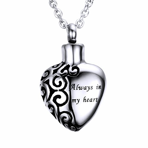 HooAMI Stainless Steel Always Pendant product image