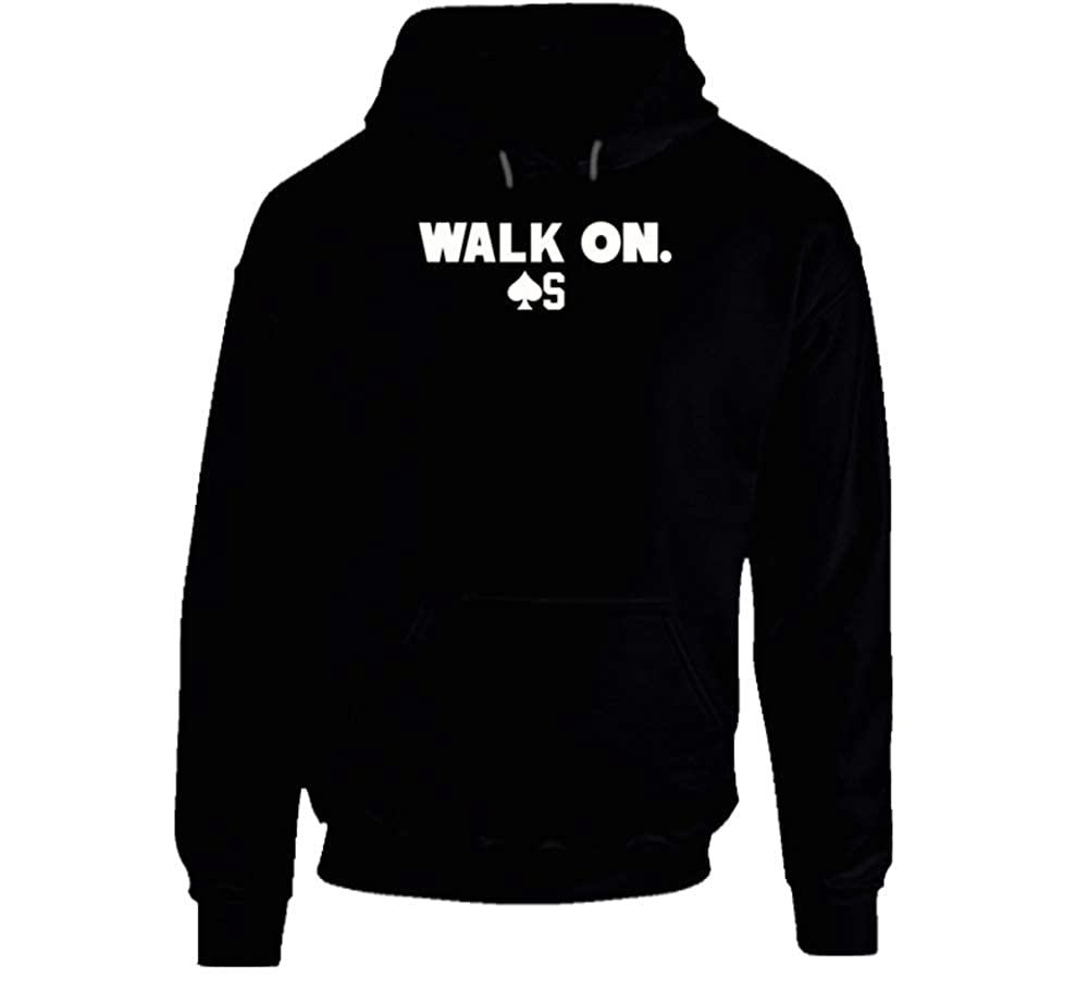 Amazon.com  Baker Mayfield Cleveland Football Walk On First Pick Cool Fan  Black Hoodie  Clothing 4725440c0