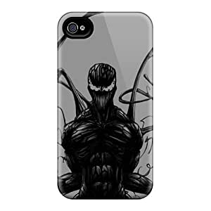 Excellent Hard Cell-phone Cases For Iphone 4/4s (Cpx11251kdoy) Customized HD Carnage Pictures