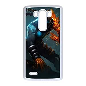 LG G3 White League Of Legends phone cases&Holiday Gift