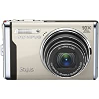 Olympus Stylus 9000 12 MP Digital Camera with 10x Wide Angle Optical Dual Image Stabilized Zoom and 2.7-Inch LCD (Champagne) Review Review Image