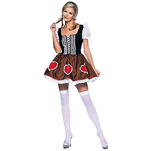 Heidi Ho Costume - Large - Dress Size 12-14]()